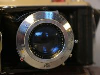'   3.5 100mm Angenieux  -GREAT BOKEH-' Kodak 3.5 Modele 42 Vintage Camera c/w Angenieux Lens £99.99